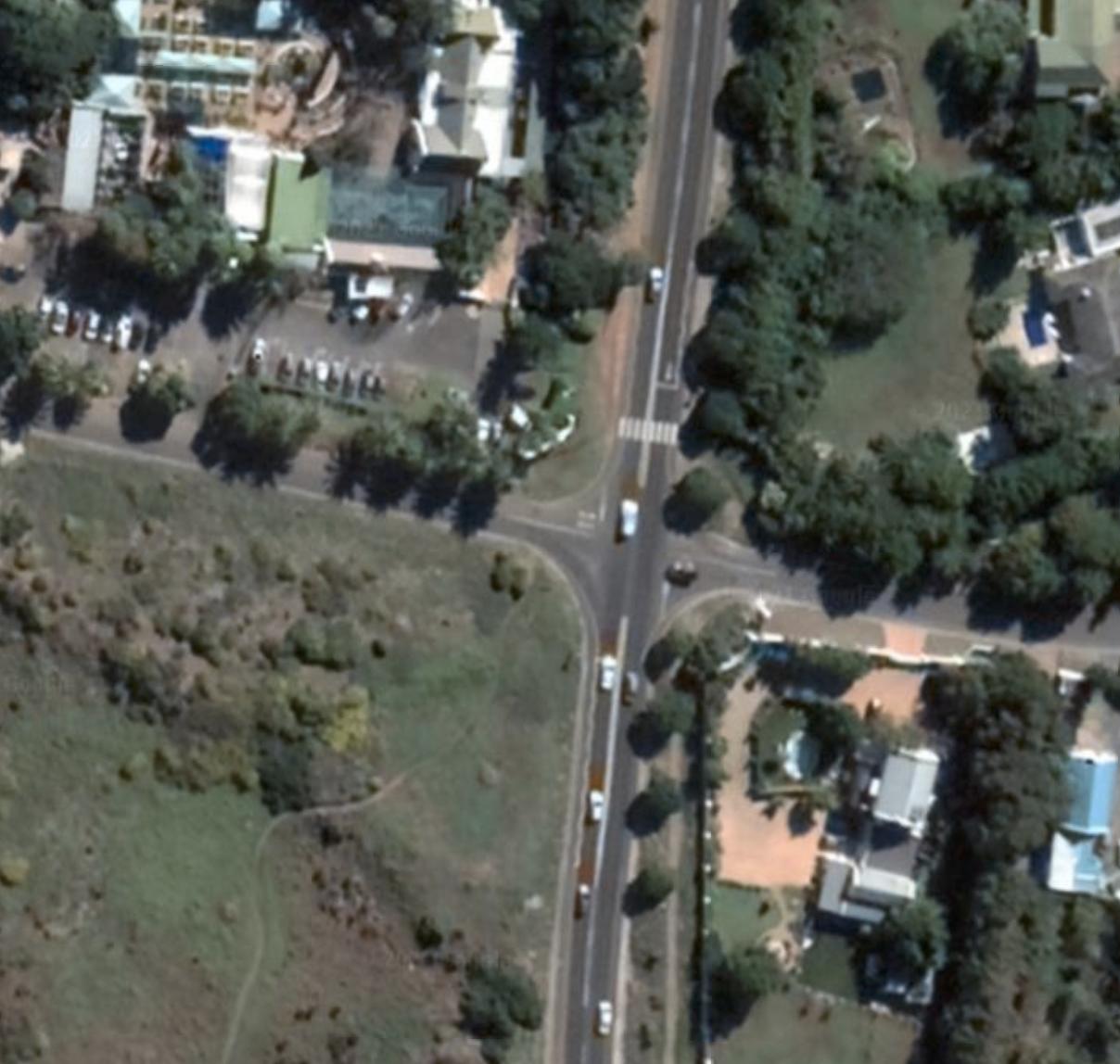 Easy way to report incidents: Noordhoek Main Road zebra crossing